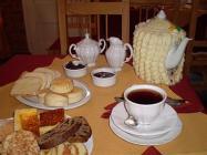 Welsh tea & cakes in Gaiman, Patagonia