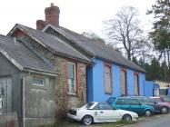 The old Grammar School, Pencader
