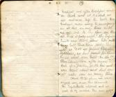 Edgar Wynn Williams Diary, 2-9 Jan 1916