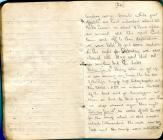 Edgar Wynn Williams Diary, 13-20 Jan 1916