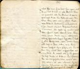 Edgar Wynn Williams Diary, 10-13 Jan 1916