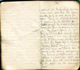 Edgar Wynn Williams Diary, 5-13 Feb 1916