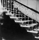 The staircase at Plas Llanerchaeron