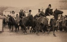 Pony trekking, Llanwrtyd Wells (9)