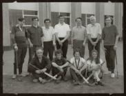 Hockey team, Blaenau Ffestiniog