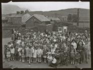 Primary School photo, Blaenau Ffestiniog