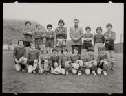 Junior football team, Blaenau Ffestiniog