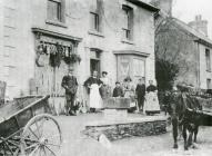 Penrhiw Supply Stores, Aber-cuch