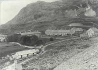 Village of Port Nant, 1910