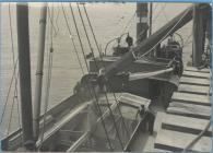 Loading SS Wythburn at Port Nant