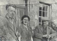 Last residents of Nant Gwrtheyrn c1948