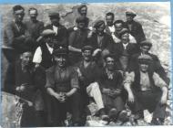 Quarrymen, Nant Gwrtheyrn during 1930s