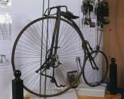 Geared 'Facile' bicycle, c.1885 ...