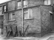 New extensions on Council Street, Ebbw Vale, 1959