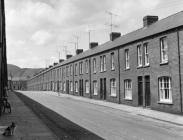Council Street, Ebbw Vale, 1960