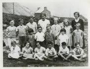 Port Nant school photograph 1938