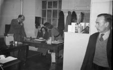 Llangollen. Davies Bros. Mile End Factory Office.
