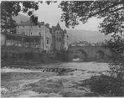 Llangollen. Print, Photographic