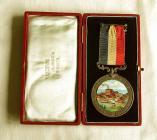 Medal awarded to Thomas Jones' father ...