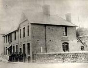 Abersychan police station, 1903 [image 1 of 2]