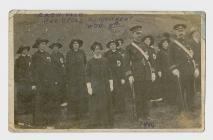 Photograph Ebbw Vale, Red Cross Detachment