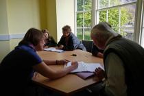 Inside the Plas - Welsh language students 2010
