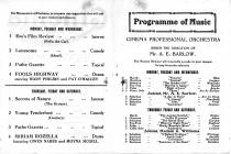 Cinema Llandudno Programme 1924 page 2