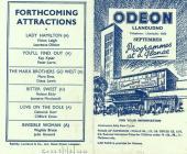 The World's Entertainment in Llandudno 1941