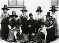The ladies of Llwyn Adda Chapel Sunday School...