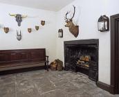 Servants' Hall, Tredegar House, Newport,...
