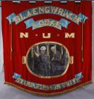 Banner of Blaengwrach Lodge of the National...