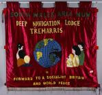 Banner of the Deep Navigation Lodge, of the...