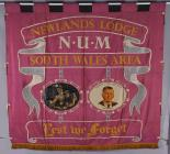 Banner of the Newlands Lodge of the National...