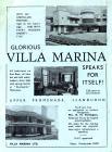 Hotel brochures 1930s-1950s