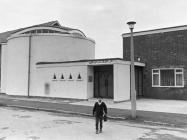 Original Mosque, Alice Street, Cardiff, 1969