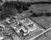 cheese factory, Newcastle Emlyn, 1937