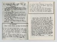 Booklet mourning death of protester Helen Thomas
