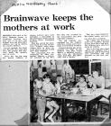 Keeping Mothers at Hotpoint -Childcare for Workers