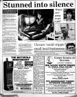 Stunned into Silence - Hotpoint Closure 1992