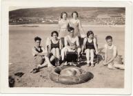 Family photograph, Llanaber, 1930's