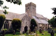 St. Illtud's Church (Test)