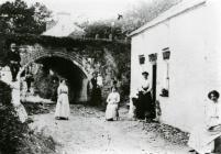 Bridge House, Cilgerran, 1910