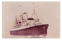 Canadian Pacific Liner, 'The Duchess of...
