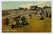 Postcard of the Sands, Porthcawl