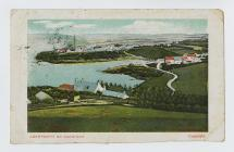 Postcard of Aberporth near Cardigan, c.1900s