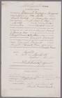 Apprentice Report of Daniel Owen, 1851 [image 1...