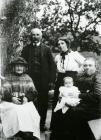 Four generations of the Davies family of Banc-y...