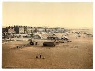 The sands, Rhyl, Wales LOC