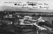 Milk Factory, Pont Llanio