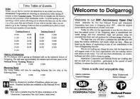 Dolgarrog Works Open Days 1977, 1978 and 1997